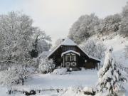 grosser Troadkasten im Winter